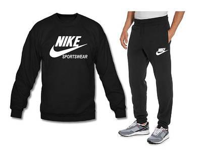 Мужской спортивный костюм Nike DN-128