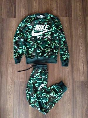 Мужской спортивный костюм Nike DN-149