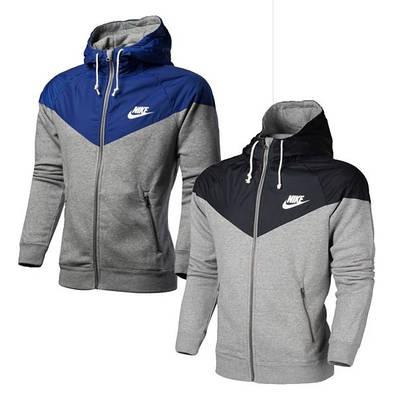 Мужская спортивная толстовка, худи, кофта Nike DN36