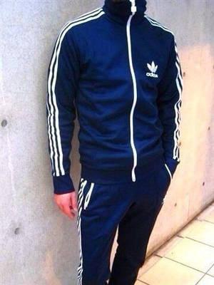 Мужской спортивный костюм Adidas DN-71