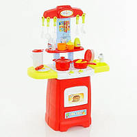 Детская игровая кухня Kronos Toys Fun Cook 889-52-53 плита с посудой и продуктами (gr006247)