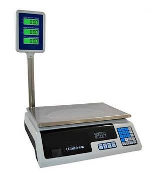 Весы торговые ACS-D1 на 50 кг
