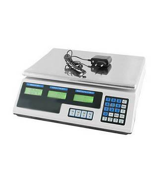 Весы торговые RB-301 50 кг