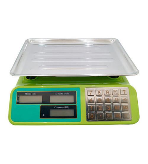 Торговые весы RB-302 4V 50 кг
