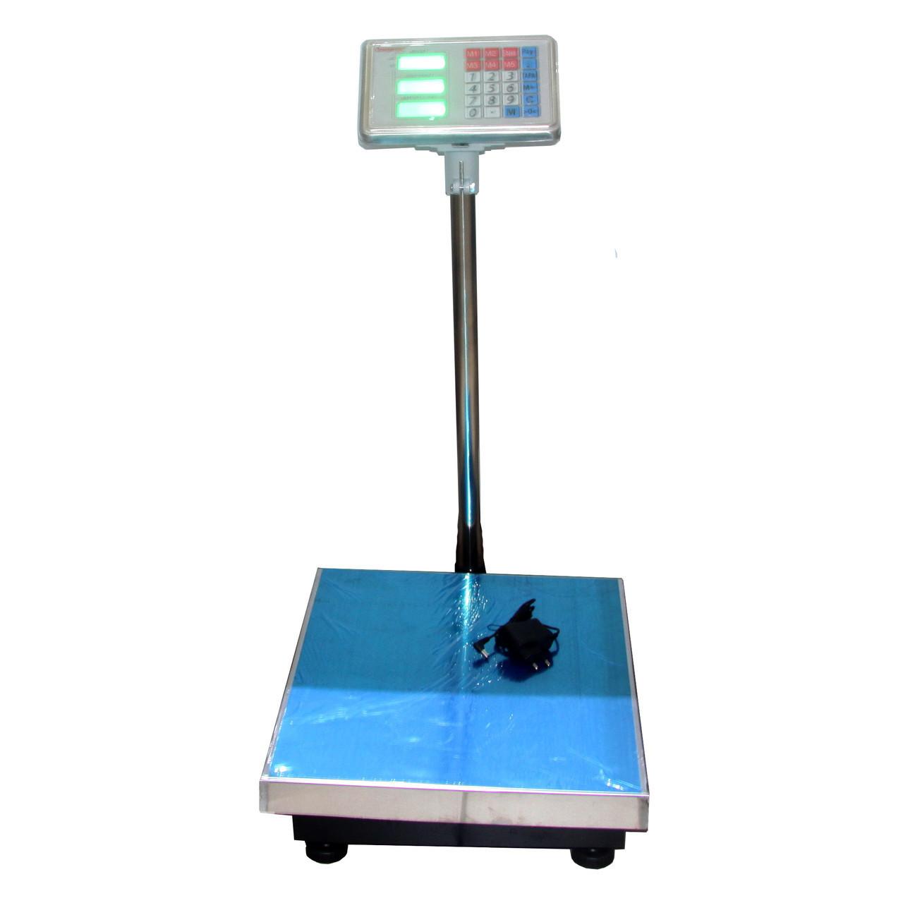 Торгові ваги RB-305 300 кг 40*50 (4V) Simple