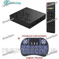 HK1 Мини Android 8,1 Smart ТВ BOX Rockchip RK3229 Quad core 2 ГБ оперативной памяти 16G ROM + клавиатура, фото 2