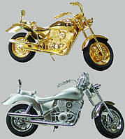 Зажигалка настольная Мотоцикл