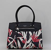 Жіноча сумка David Jones   Стильная женская кожаная (кожа искусственная)  сумка Дэвид Джонс 5ea2be88612c6
