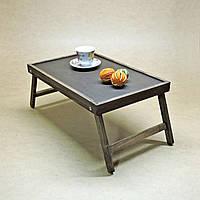 """Столик-поднос для завтрака """"Мериленд"""" мокко"""