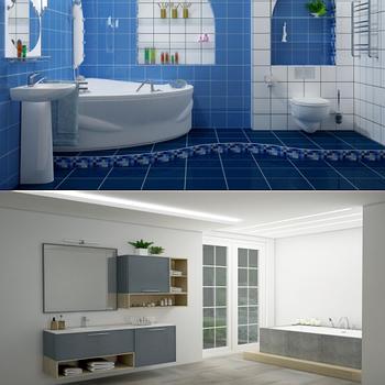 Сантехніка, меблі для ванної кімнати