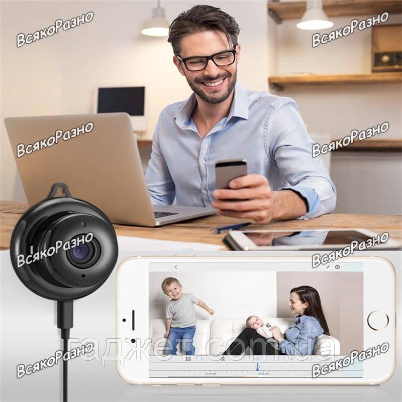 Wi-FI мини камера Digoo DG-MYQ 720P. IP camera