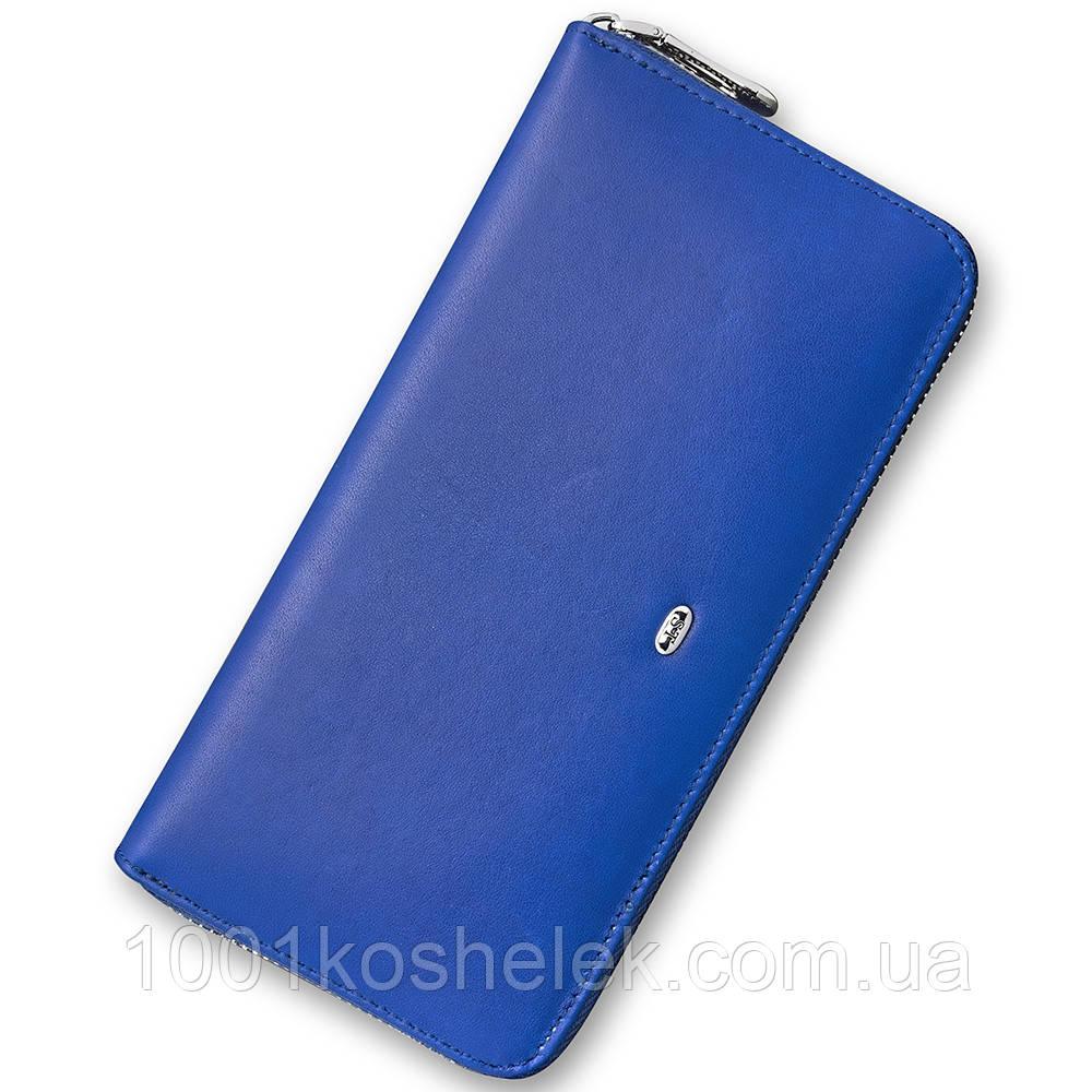Кошелек женский ST 201 Light Blue