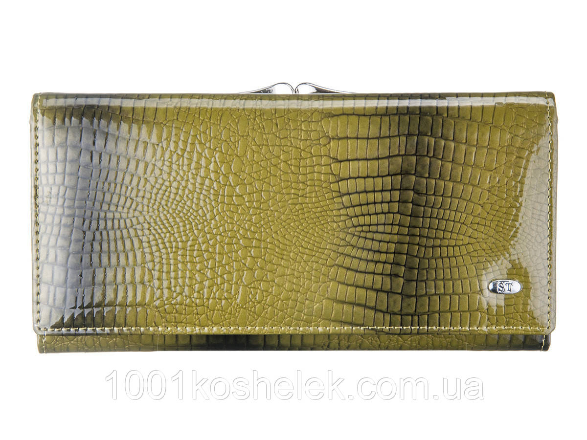 Кошелек женский ST S1002 Green
