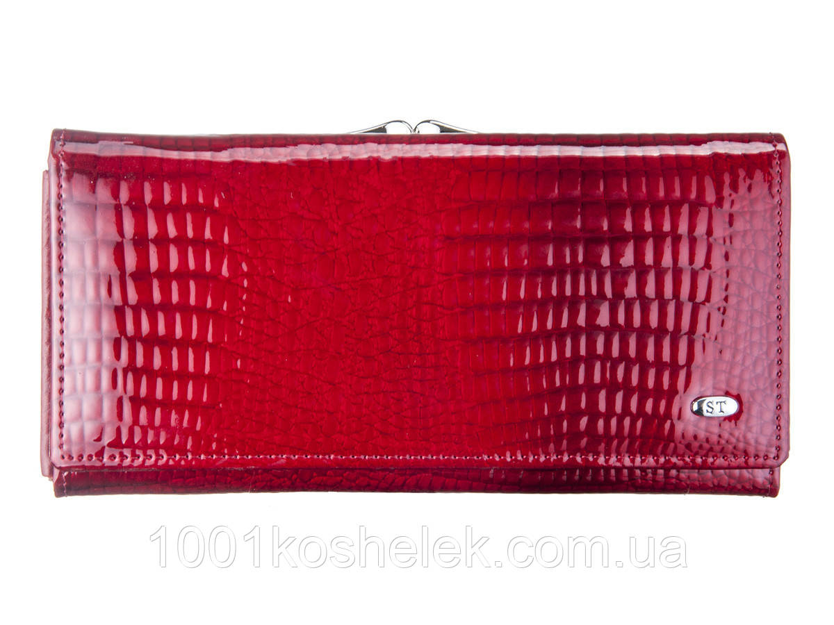 Кошелек женский ST S1002 Red