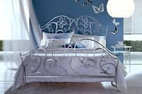 Кованые кровати. Кровать ИК 045