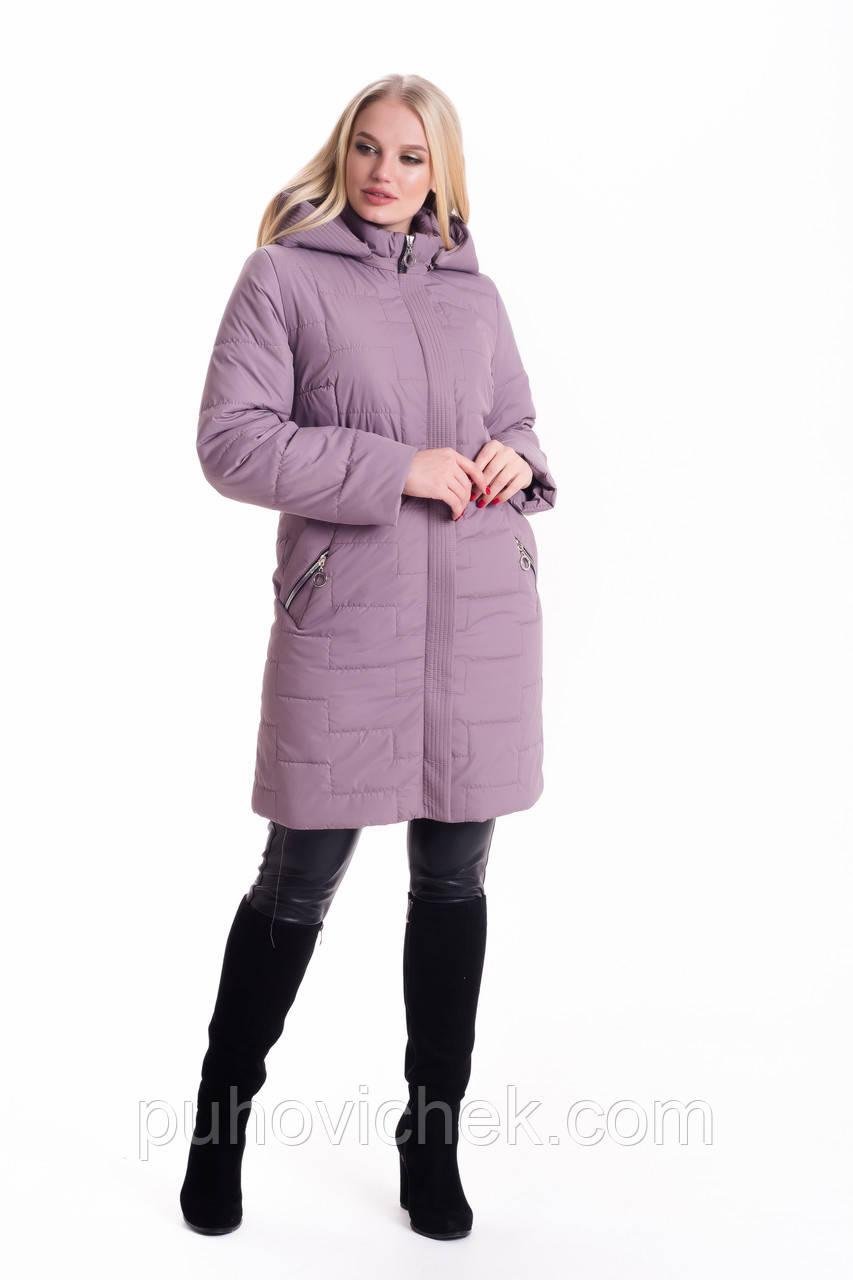 Весенние куртки женские большого размера интернет магазин