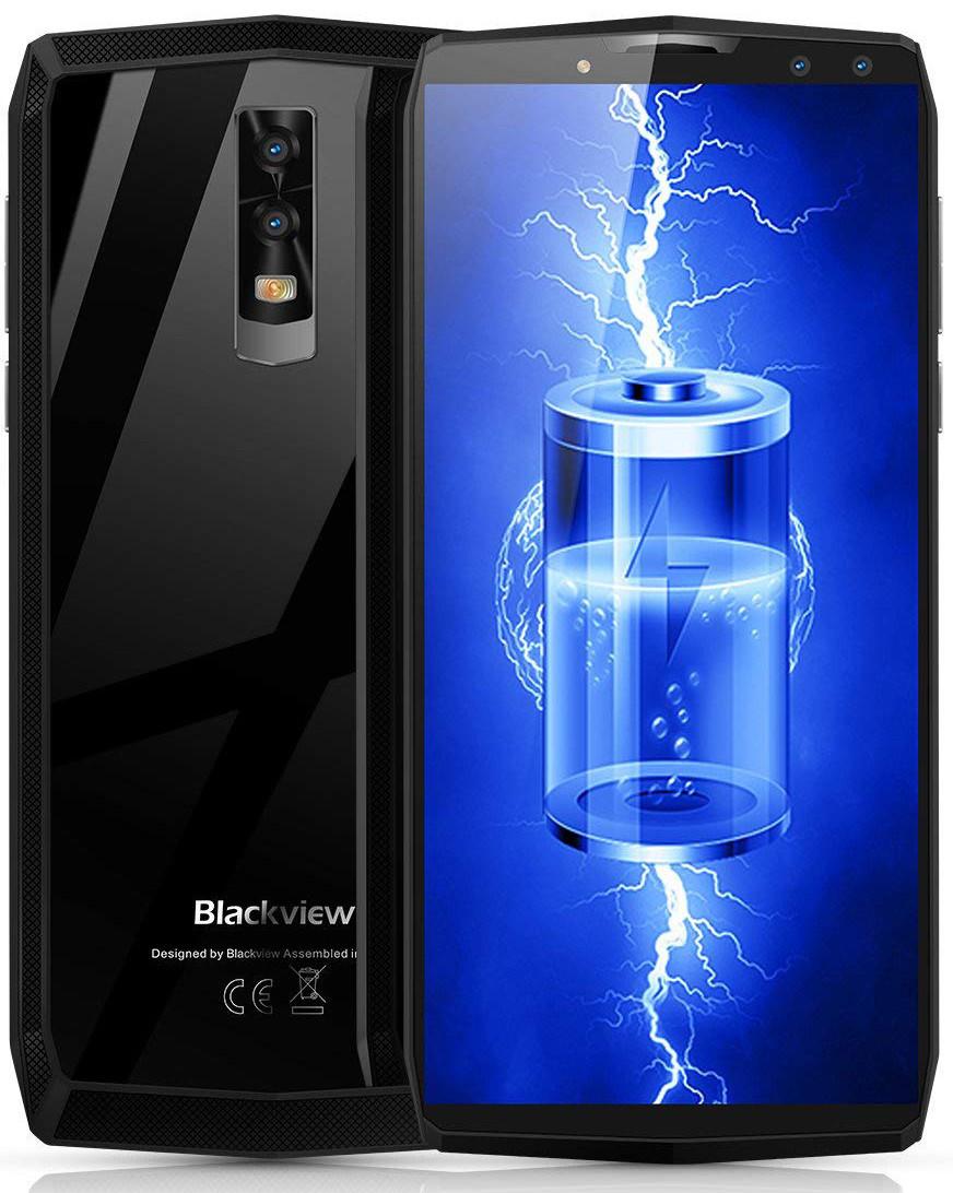 Смартфон Blackview P10000 PRO 4/64Gb Glass Black