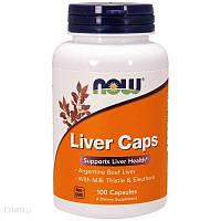 Здоровье печени LIVER CAPS 100 капсул