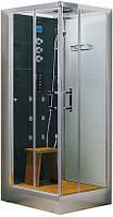 Гидробокс Grandehome с паром WS115L/S6