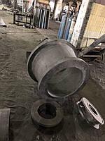 Литье крупно габаритных отливок из лигированых морок стали и чугуна нержавеющей стали, фото 5