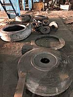 Литье крупно габаритных отливок из лигированых морок стали и чугуна нержавеющей стали, фото 6