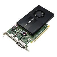 Видеокарта PNY Quadro K2200 (VCQK2200-PB)