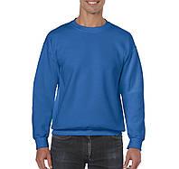 Реглан свитшот синий Heavy Blend, 9 цветов, под нанесение логотипов, фото 1