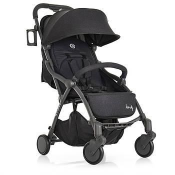 Дитяча прогулянкова коляска ME 1034L HANDY Graphite Гарантія якості Швидка доставка