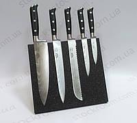 Набор ножей на магнитной подставке Krauff 29-250-001 Damask