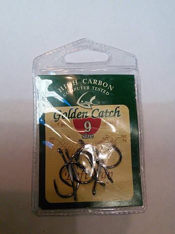 Крючки Golden Catch DEFT TRAP №9, фото 2