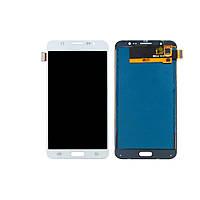 Дисплей для SAMSUNG J710 Galaxy J7 (2016) с белым тачскрином, с регулируемой подсветкой (ID:17772)