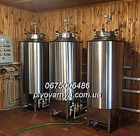 Пивоварни Киев производство