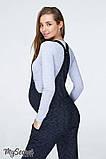 Комбинезон для беременных BEAT OV-38.011 темно-синий, фото 5
