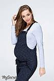 Комбинезон для беременных BEAT OV-38.011 темно-синий, фото 4