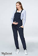 Комбинезон для беременных BEAT темно-синий