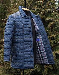 Демисезонная мужская куртка большого размера модная