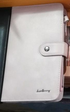 bc14013094de Женский кошелек BAELLERRY портмоне белый - купить по лучшей цене в ...