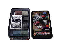 Покерный набор  с номиналом 50