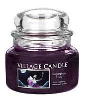 Свеча ароматическая Сахарная Слива Village Candle 262 г