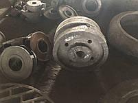 Литье крупно габаритных отливок из лигированых морок стали и чугуна нержавеющей стали, фото 7