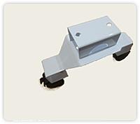 Комплект підставок на колесах для електричних батарей EcoTerm