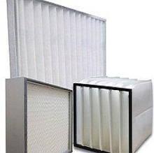 Фильтры и фильтрующие материалы для Вентиляции