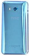 Задняя крышка HTC U11 , голубая, Amazing Silver, оригинал (Китай)
