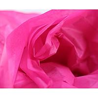 Папиросная бумага тишью малиновая 50*75 см 18 г/м²