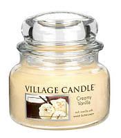 Свеча ароматическая Сливки С Ванилью Village Candle 262 г