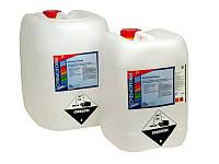 Средство для понижения уровня РН воды бассейна. РН - минус жидкий Fresh Pool, 35 кг, 38%