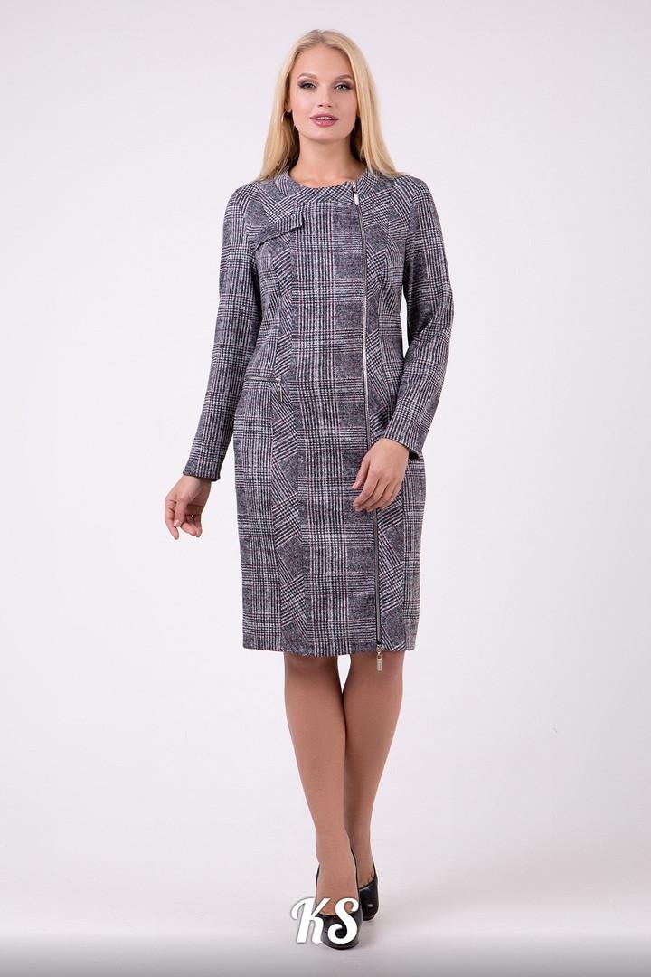 Платье женское ткань ангора размер 50,52,54,56,58,60