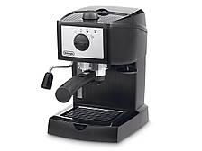 Рожковая кофеварка эспрессо Delonghi EC 153 B