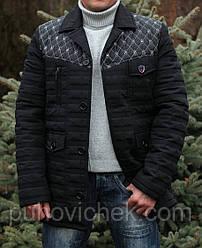 Весняні куртки чоловічі, молодіжні стильні 46,48,50