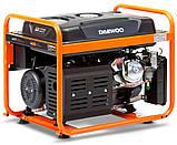 Бензиновый генератор DAEWOO GDA 7500E Master Line, фото 2